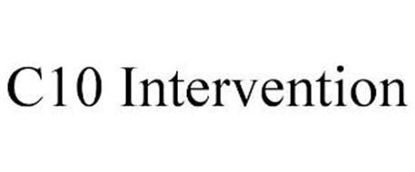 C10 INTERVENTION