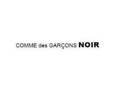 COMME DES GARCONS NOIR