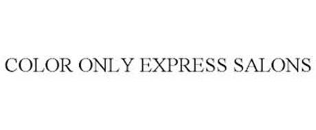 COLOR ONLY EXPRESS SALONS