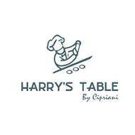 HARRY'S TABLE BY CIPRIANI
