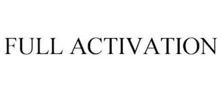 FULL ACTIVATION