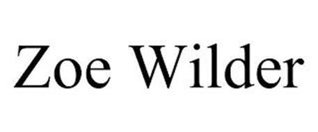 ZOE WILDER