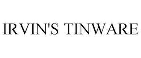 IRVIN'S TINWARE