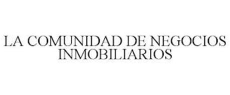 LA COMUNIDAD DE NEGOCIOS INMOBILIARIOS