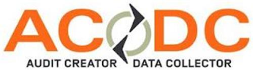 AC DC AUDIT CREATOR DATA COLLECTOR