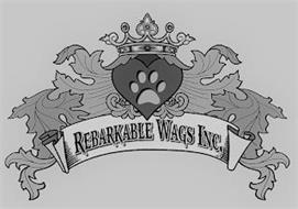 REBARKABLE WAGS, INC.