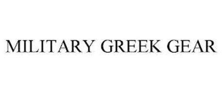MILITARY GREEK GEAR