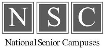 NSC NATIONAL SENIOR CAMPUSES