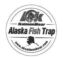 AK SALMON BEAR ALASKA FISH TRAP WWW.AKSALMONBEAR.COM