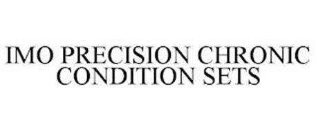 IMO PRECISION CHRONIC CONDITION SETS