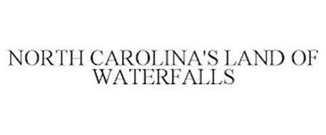 NORTH CAROLINA'S LAND OF WATERFALLS