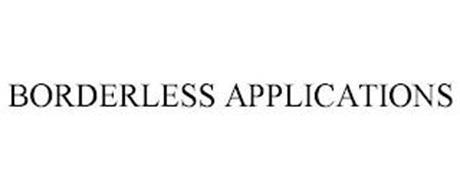 BORDERLESS APPLICATIONS