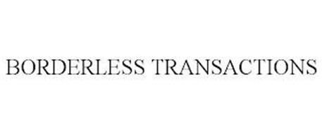 BORDERLESS TRANSACTIONS