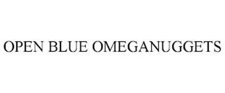 OPEN BLUE OMEGANUGGETS
