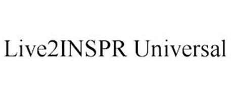 LIVE2INSPR UNIVERSAL