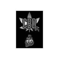 CBD 3RX BY KEEP IT 100