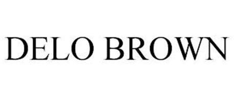 DELO BROWN