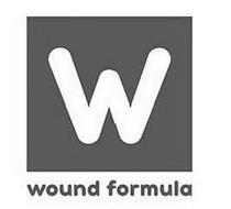 W WOUND FORMULA