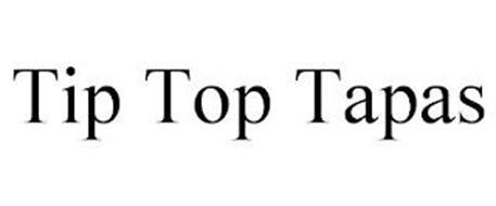 TIP TOP TAPAS