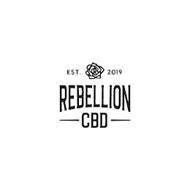 EST. R 2019 REBELLION CBD