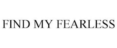 FIND MY FEARLESS