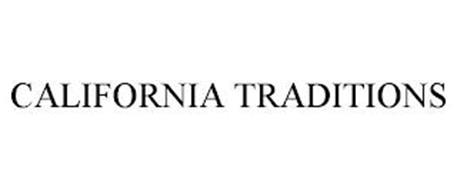 CALIFORNIA TRADITIONS