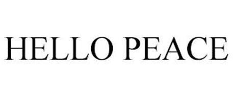 HELLO PEACE