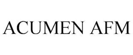 ACUMEN AFM