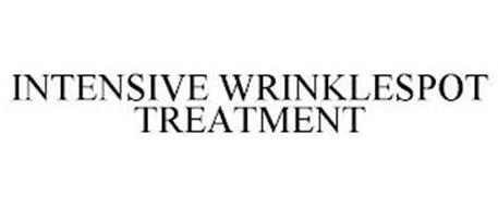 INTENSIVE WRINKLESPOT TREATMENT