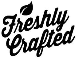 FRESHLY CRAFTED