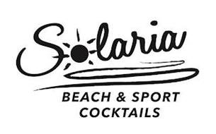 SOLARIA BEACH & SPORT COCKTAILS