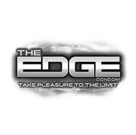 THE EDGE CONDOM TAKE PLEASURE TO THE LIMIT
