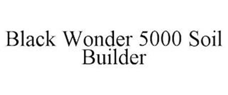 BLACK WONDER 5000 SOIL BUILDER