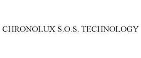 CHRONOLUX S.O.S. TECHNOLOGY