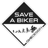 SAVE A BIKER ONE DESIGN