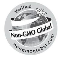 VERIFIED NON-GMO GLOBAL NONGMOGLOBAL.COM