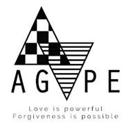 AGAPE LOVE IS POWERFUL FORGIVENESS IS POSSIBLE