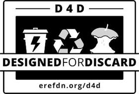 D4D DESIGNEDFORDISCARD EREFDN.ORG/D4D