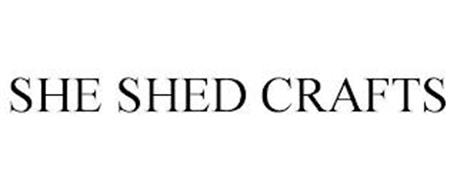 SHE SHED CRAFTS