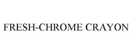 FRESH-CHROME CRAYON