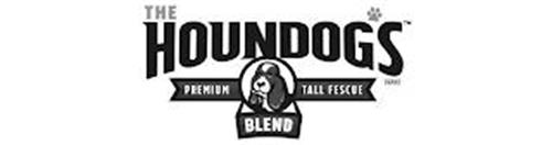 THE HOUNDOGS BRAND PREMIUM TALL FESCUE BLEND