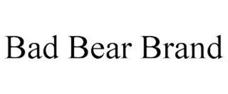 BAD BEAR BRAND