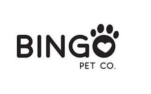 BINGO PET CO.