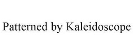 PATTERNED BY KALEIDOSCOPE