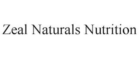 ZEAL NATURALS NUTRITION