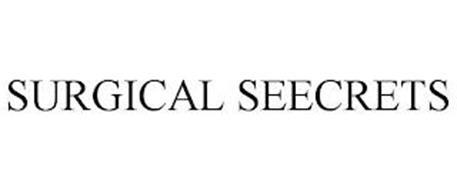 SURGICAL SEECRETS