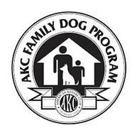 AKC FAMILY DOG PROGRAM AMERICAN KENNEL CLUB AKC FOUNDED 1884