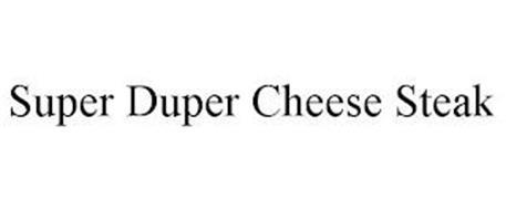 SUPER DUPER CHEESE STEAK