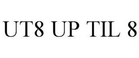 UT8 UP TIL 8