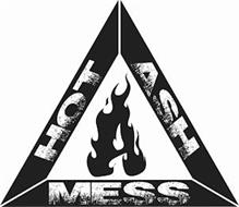 A HOT ASH MESS